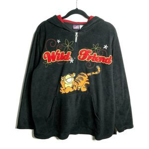Disney Tigger Wild Friend Pull Over Hoodie